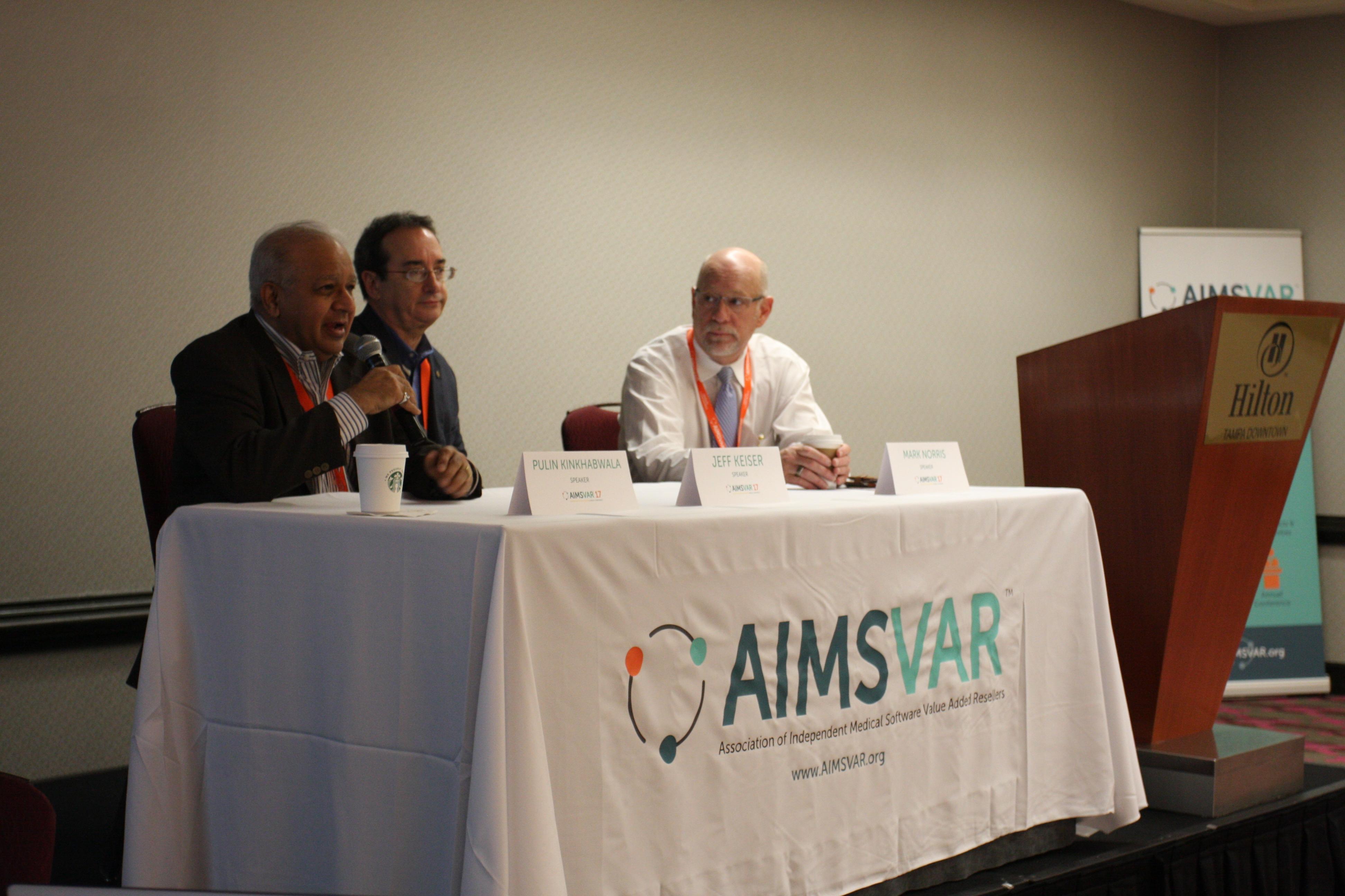 MIPS Speaker Panel